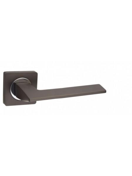"""Ручка дверная """"AL 531-02 MBN"""", матовый черный никель"""