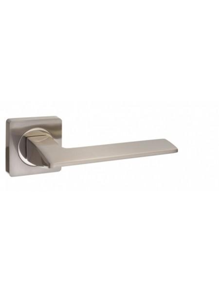 """Ручка дверная """"AL 531-02 SN"""", никель матовый"""