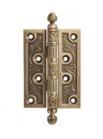 Петля латунная VAL DE FIORI, латунь состаренная 2610 руб