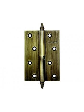 Петли дверные AO1O-D 1OOX7OX3-2B L