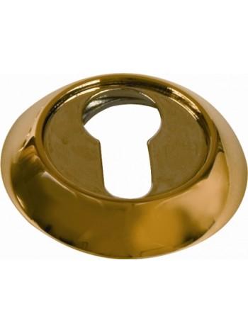Накладка на евроцилиндр SILLUR CL P.GOLD