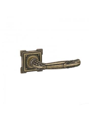 Дверная ручка FLAMINGO VQ204 AGED BRONZE