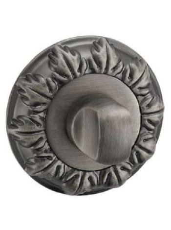 Завертка к ручкам декоративная, серебро античное 457 руб