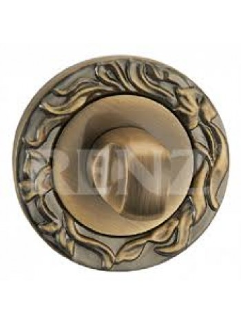 Завертка к ручкам декоративная, бронза античная 524 руб