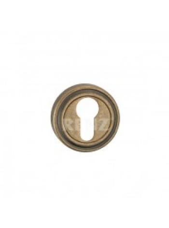 Накладка на цилиндр , бронза состаренная