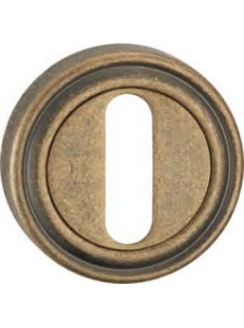 Накладка на сув.ключ,  бронза состаренная