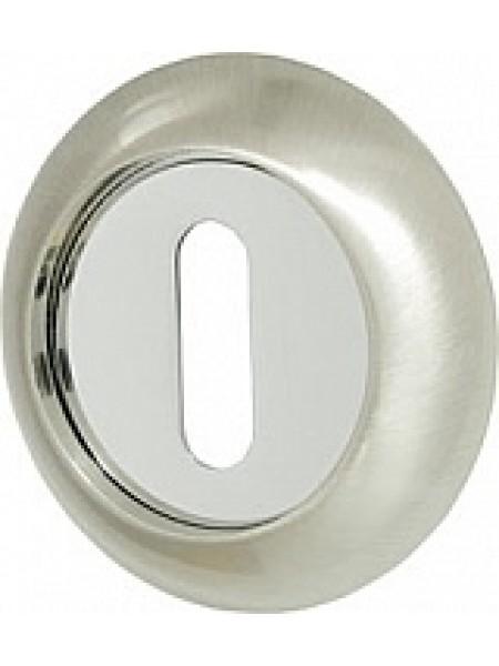 Накладка под сувальдный ключ RENZ, хром блестящий
