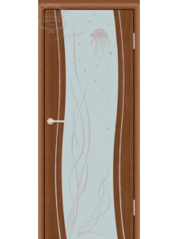 Межкомнатная дверь Сириус молдинг