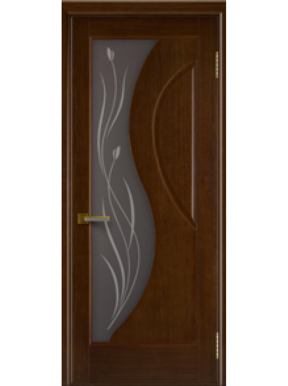 Межкомнатная дверь Прага(Остекленное полотно)