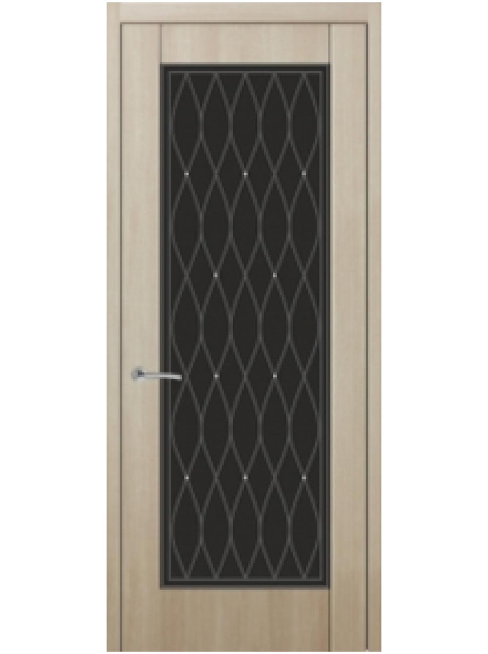 Межкомнатная дверь Италия 7(Остекленное полотно)