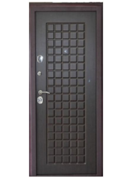 Металлическая дверь Трояна Бордо