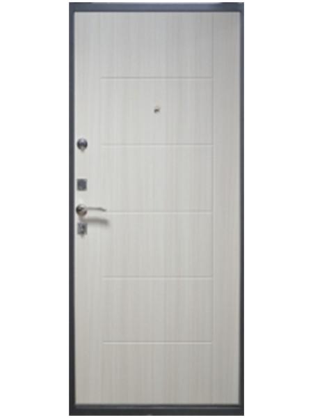 Металлическая дверь Гарда Сандал белый