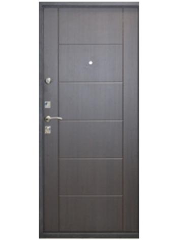 Металлическая дверь Гарда Венге