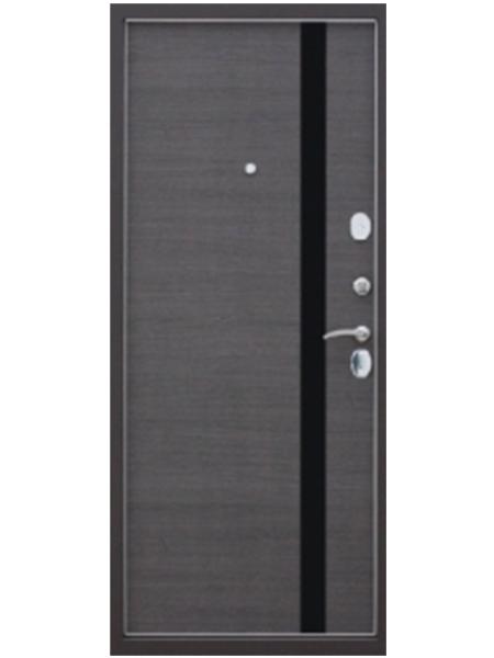 Металлическая дверь Статус Грей
