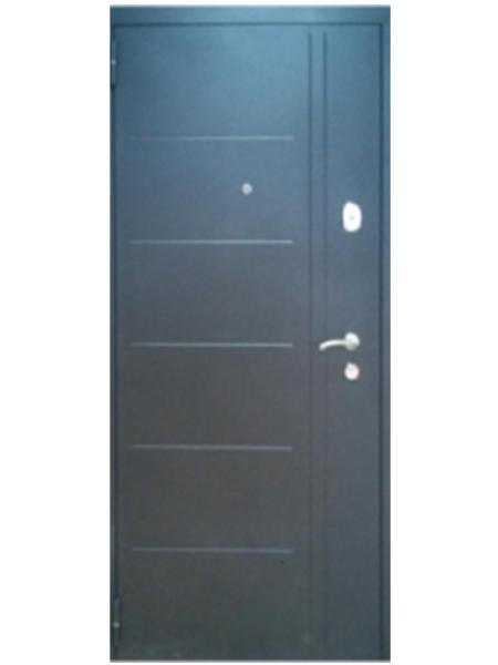 Металлическая дверь Анкона венге